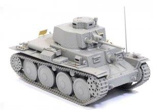 Pz.Kpfw.38(t) Ausf.E/F   (Vista 2)