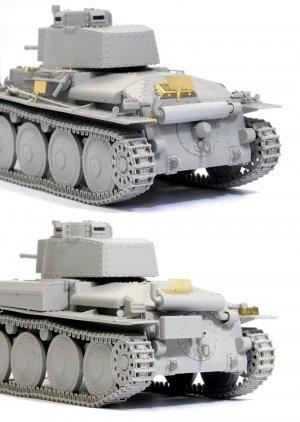 Pz.Kpfw.38(t) Ausf.E/F   (Vista 6)