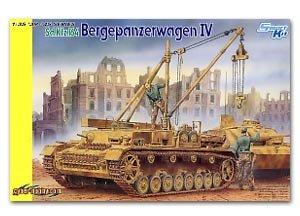 Sd.Kfz.164 Bergeanzerwagen IV Recovery T  (Vista 1)