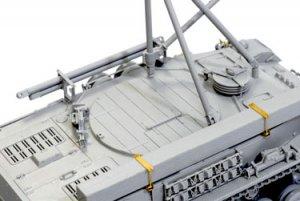 Sd.Kfz.164 Bergeanzerwagen IV Recovery T  (Vista 5)