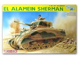 EL Alamein Sherman  (Vista 1)