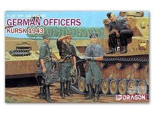 Oficiales Alemanes en el Kursk 1943  (Vista 1)