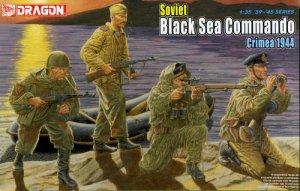 Comandos Sovieticos, Crimea 1944  (Vista 1)