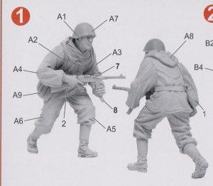 Comandos Sovieticos, Crimea 1944  (Vista 2)