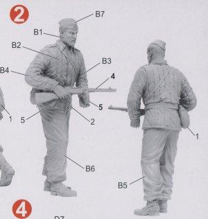 Comandos Sovieticos, Crimea 1944  (Vista 3)