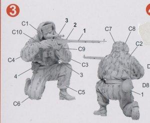 Comandos Sovieticos, Crimea 1944  (Vista 4)