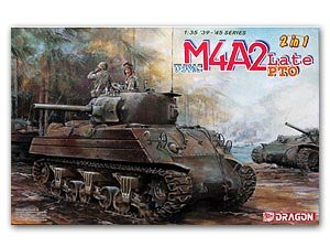 USMC M4A2 Late PTO  (Vista 1)
