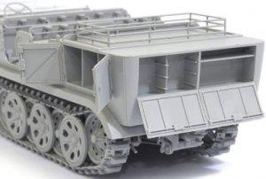 Sd.Kfz.7 8t Half-Track Initial Productio  (Vista 5)