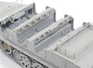 Sd.Kfz.7 8t Half-Track Initial Productio  (Vista 6)