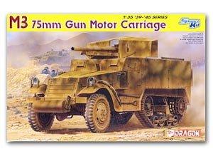 M3 75mm Gun Motor Carriage - Ref.: DRAG-6467