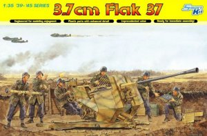 Cañnon 3.7cm Flak 37 Anti Aircraft   (Vista 1)