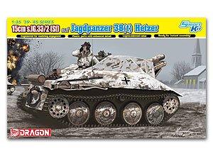 15cm s.IG.33/2 (Sf) auf Jagdpanzer 38(t)  (Vista 1)
