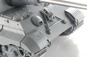 Jagdtiger Porsche Type w/Zimmerit Coatin  (Vista 6)
