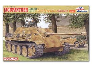 Jagdpanther Sd.Kfz.173 Ausf.G1  (Vista 1)