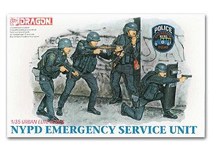 NYPD Emergency Service Unit  (Vista 1)