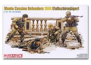 Monte Cassino Defenders 1944 - Fallschir  (Vista 1)