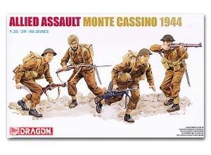 Allied Assault Monte Cassino 1944  (Vista 1)