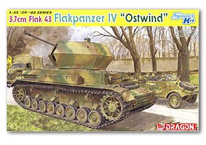 3.7cm Flak 43 Flakpanzer IV Ostwind  (Vista 1)
