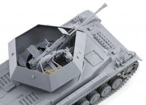 3.7cm Flak 43 Flakpanzer IV Ostwind  (Vista 4)