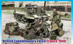 British Expeditionary, Force France 1940  (Vista 1)