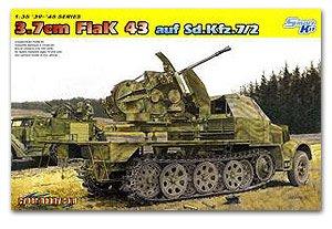 Sd.Kfz.7 w/3.7cm FlaK 43 auf Selbstfahrl  (Vista 1)