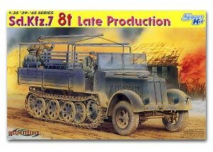 Sd.Kfz.7 8t Late Production