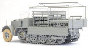Sd.Kfz.7 8t Late Production  (Vista 2)