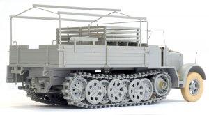 Sd.Kfz.7 8t Late Production  (Vista 3)