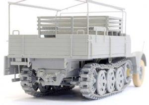 Sd.Kfz.7 8t Late Production  (Vista 4)
