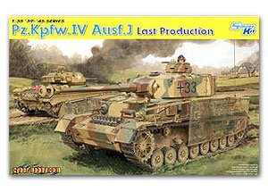 Pz.Kpfw.IV Ausf.J Late Production  (Vista 1)