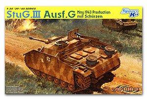 StuG.III Ausf.G May 1943 Production mit   (Vista 1)