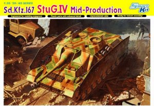 Sd.Kfz.167 StuG.IV Mid-Production  (Vista 1)