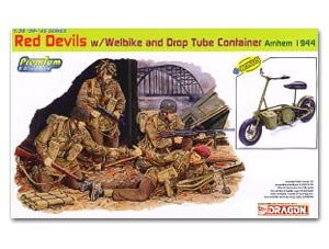 Red Devils w/Welbike and Drop Tube Conta  (Vista 1)