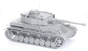 Pz.Kpfw. IV Ausf.G 1943 April-May   (Vista 3)
