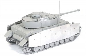 Pz.Kpfw. IV Ausf.G 1943 April-May   (Vista 4)