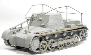 Sd.Kfz. 265 1st Small Tank Commander Ver  (Vista 2)