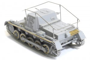Sd.Kfz. 265 1st Small Tank Commander Ver  (Vista 3)