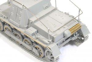Sd.Kfz. 265 1st Small Tank Commander Ver  (Vista 4)