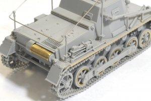Sd.Kfz. 265 1st Small Tank Commander Ver  (Vista 6)