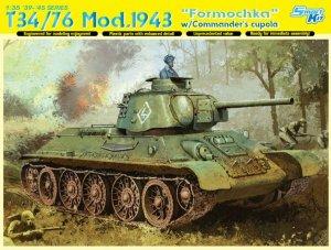 T34/76 Mod.1943   (Vista 1)