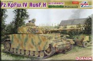Pz.Kpfw.IV Ausf.H Mid-Production w/Zimme  (Vista 1)