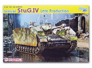 Sd.Kfz.167 StuG.IV Late Production  (Vista 1)