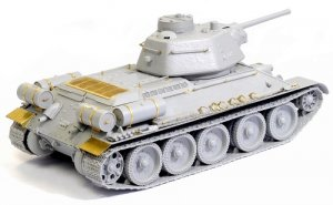 OT-34/76 Middle Tank 1943 Type (Factory   (Vista 2)