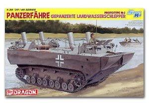 Panzerfahre Gepanzerte Landwasserschlepp  (Vista 1)