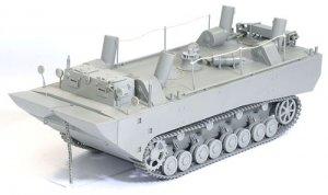 Panzerfahre Gepanzerte Landwasserschlepp  (Vista 2)