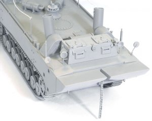 Panzerfahre Gepanzerte Landwasserschlepp  (Vista 4)