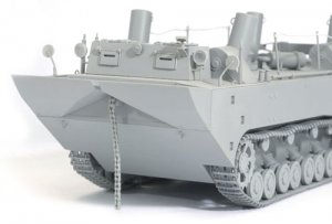 Panzerfahre Gepanzerte Landwasserschlepp  (Vista 5)