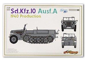 Sd.Kfz.10 Ausf.A  (Vista 1)