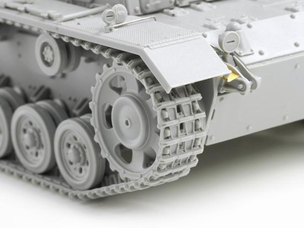 Sd.Kfz.141 Pz. Kpfw.III (5cm) Ausf. H, L  (Vista 6)