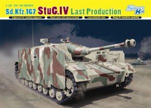 Sd.Kfz.167 StuG.IV Last Production  (Vista 1)